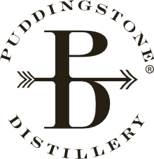 pudingstone distillery logo