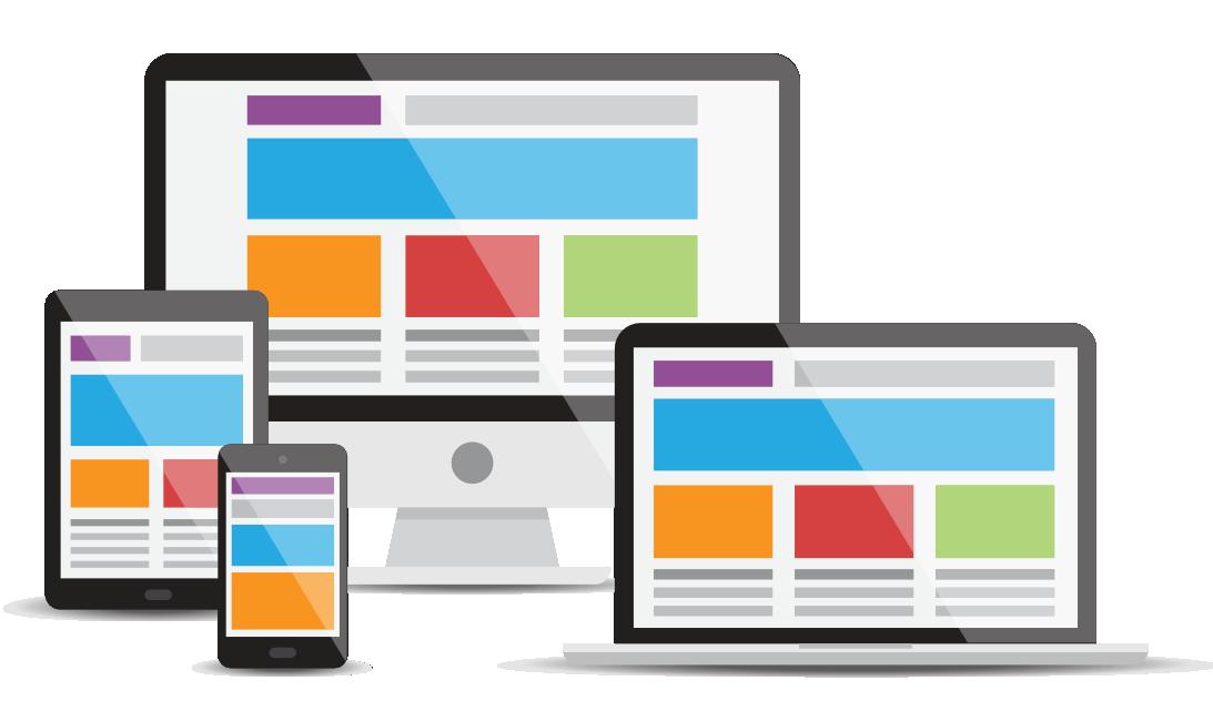 mobile responsive website design Bedfordshire