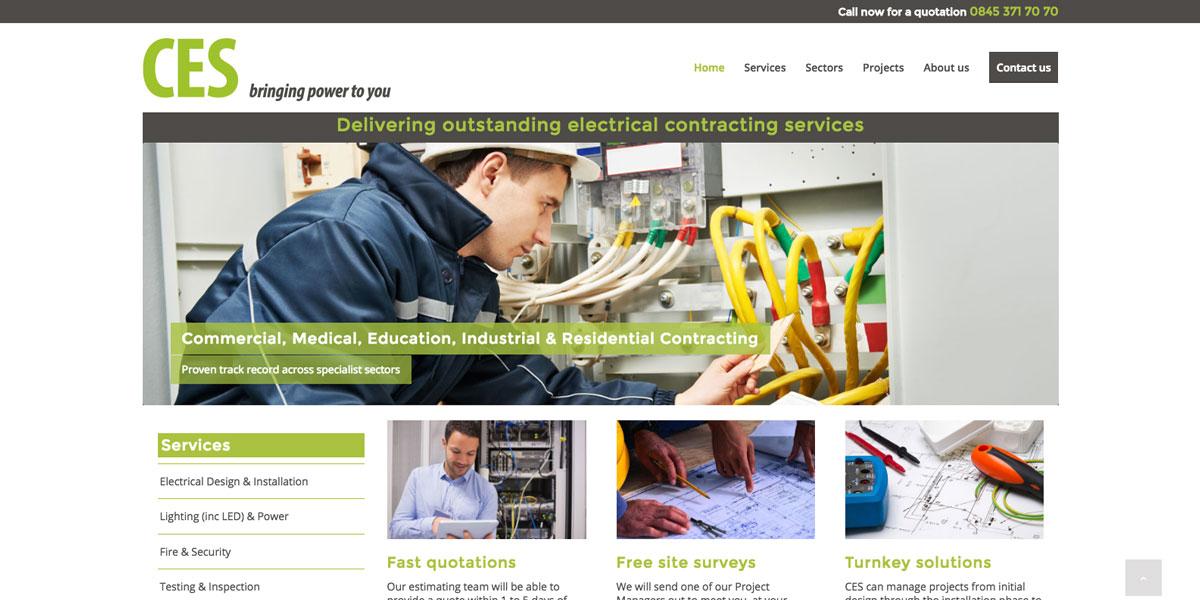 st Albans website development