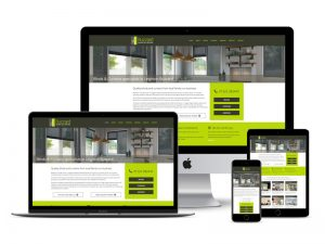 buzzard blinds website design Leighton Buzzard