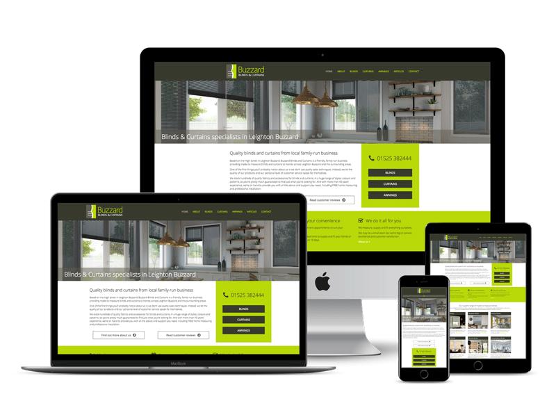Web Design Bedfordshire
