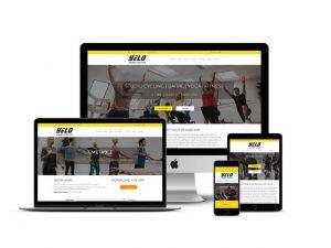 Studio cycling website design marlow