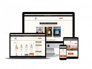 puddingstone distillery website development