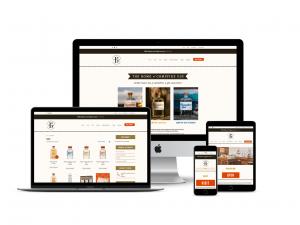 puddingstone distillery website development